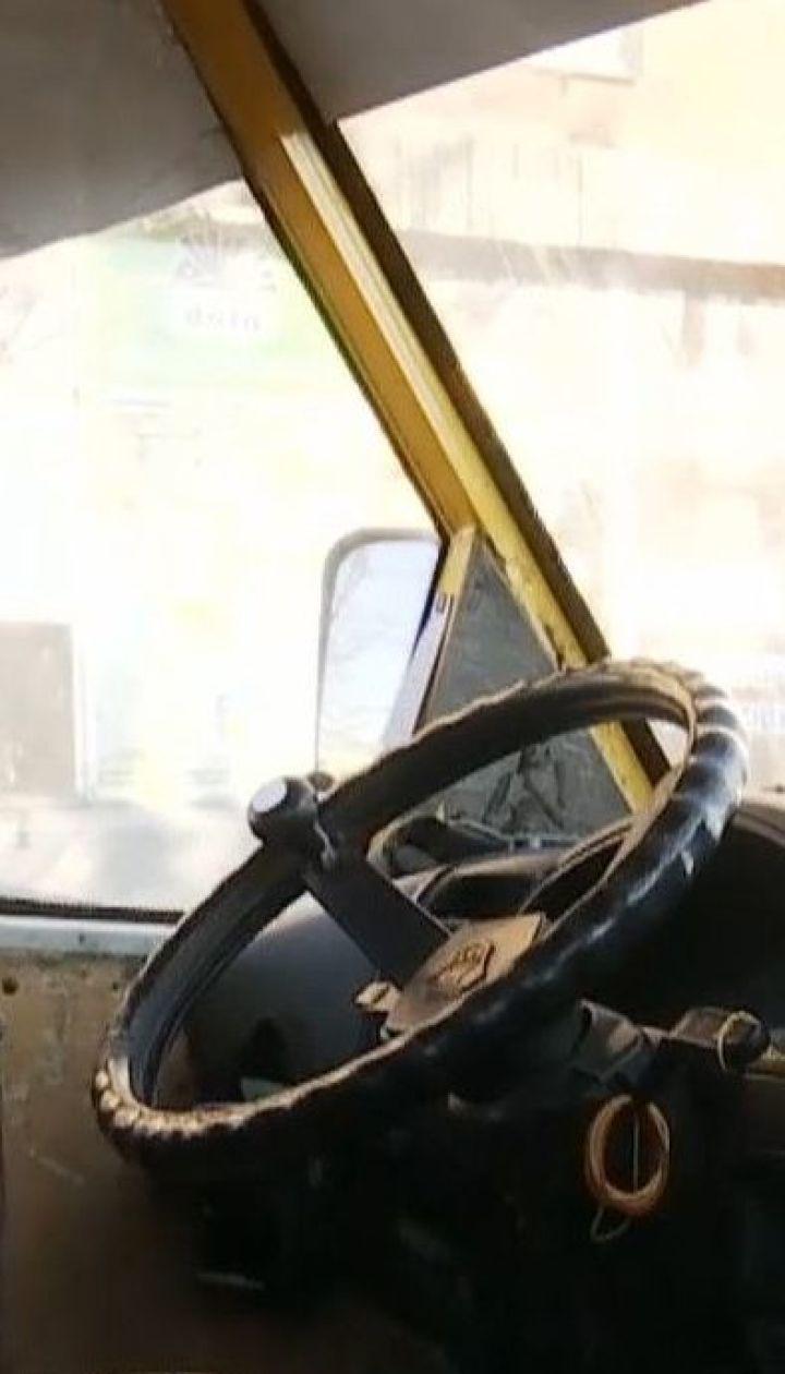 Чому із сумських маршруток почали масово випадати пасажири – з'ясовувала ТСН