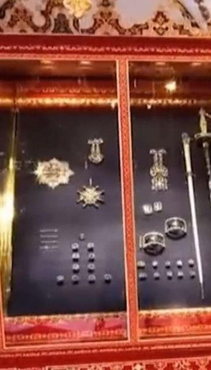В Дрездене с музея неизвестные украли драгоценности на миллиард евро