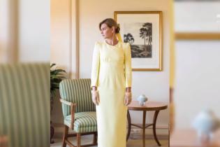 """""""То самое желтое платье"""". Зеленская рассказала, что решила сделать со скандальным нарядом"""