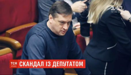 """Нардепа Романа Іванісова виключили з фракції та партії """"Слуга народу"""""""
