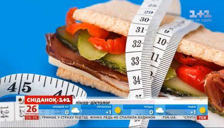 Що не можна робити при боротьбі з ожирінням