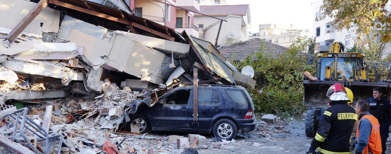 Более 100 пострадавших и минимум четверо погибших. Албанию всколыхнуло мощное землетрясение