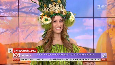 """Анастасия Субота представила наряды для конкурса """"Мисс Вселенная"""" в США"""