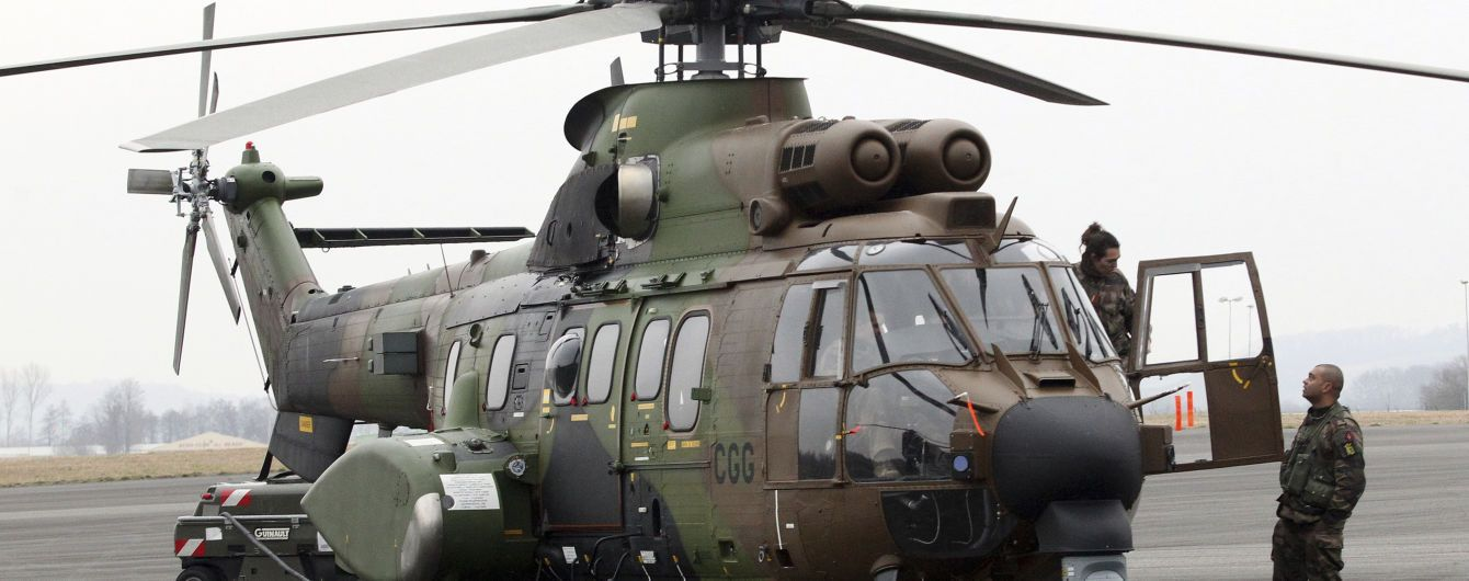 В Мали столкнулись два вертолета. Погибли 13 французских военных