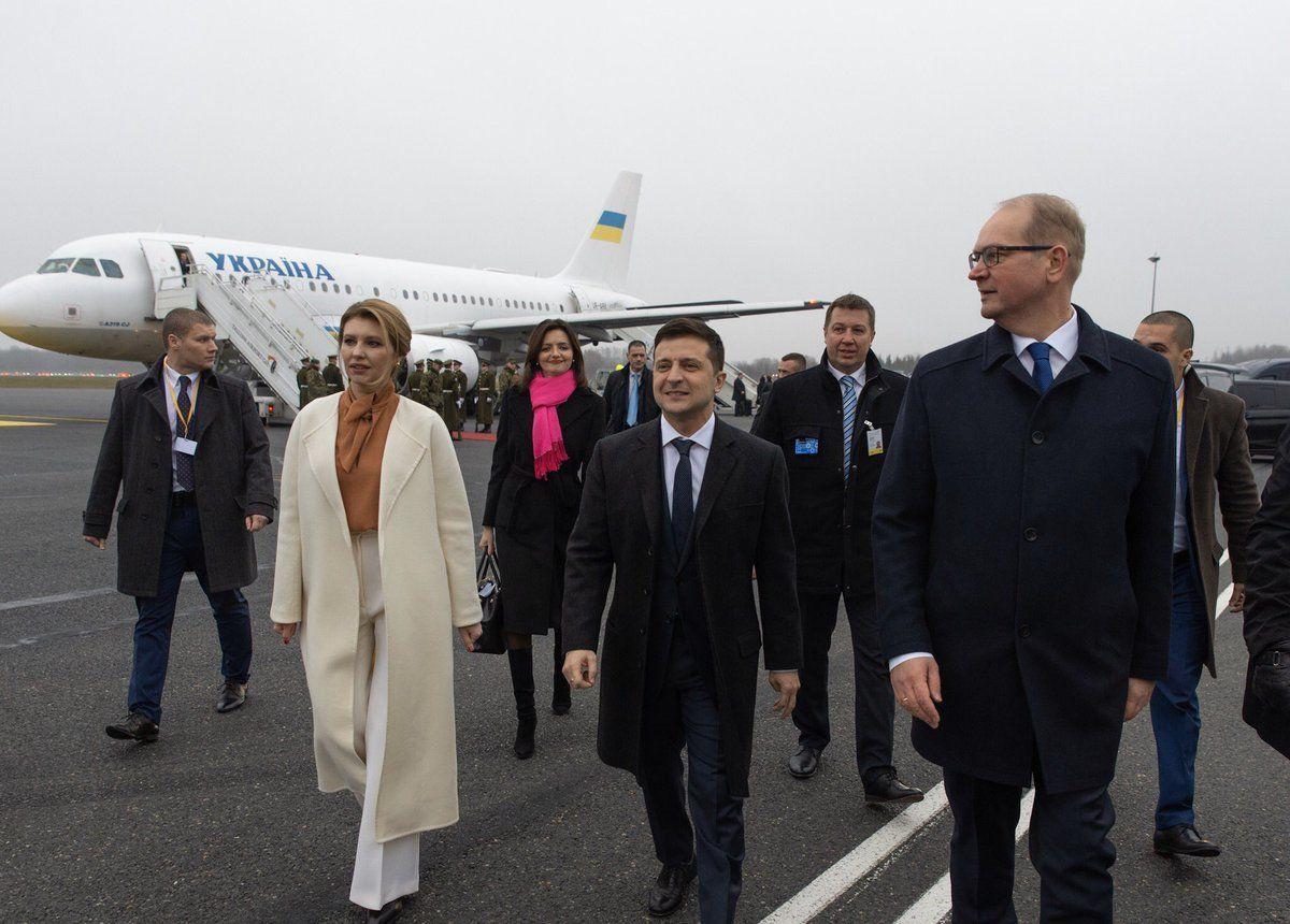Владимир и Елена Зеленские_3
