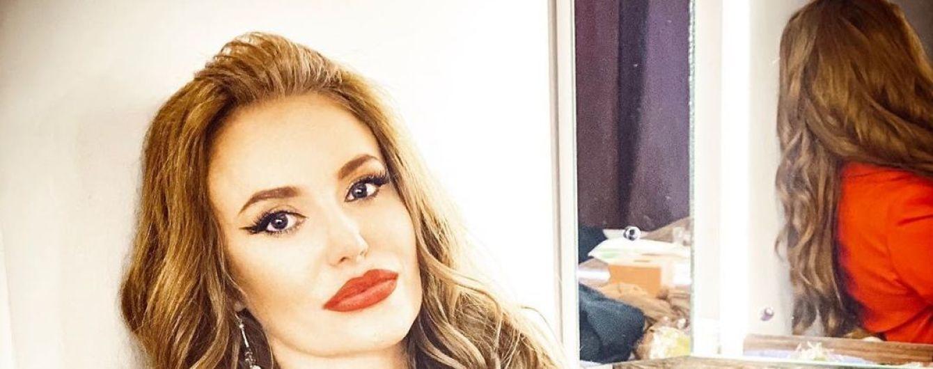 Слава Каминская впервые озвучила причину разрыва с мужем