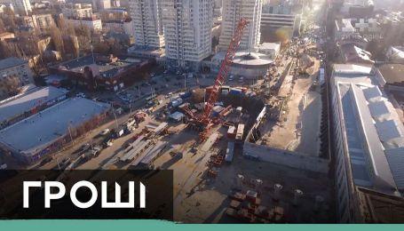 Коли буде добудовано Шулявський міст