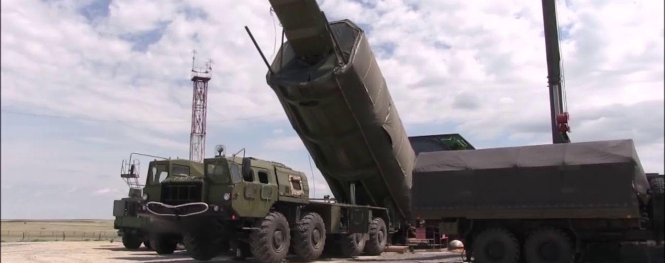 РФ похвасталась перед США новым ракетным комплексом