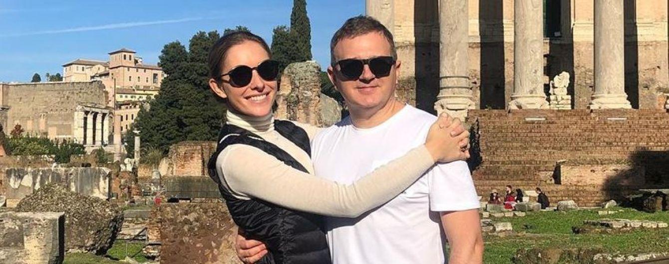 Итальянские каникулы: Катя Осадчая и Юрий Горбунов показали, как отдохнули в Риме