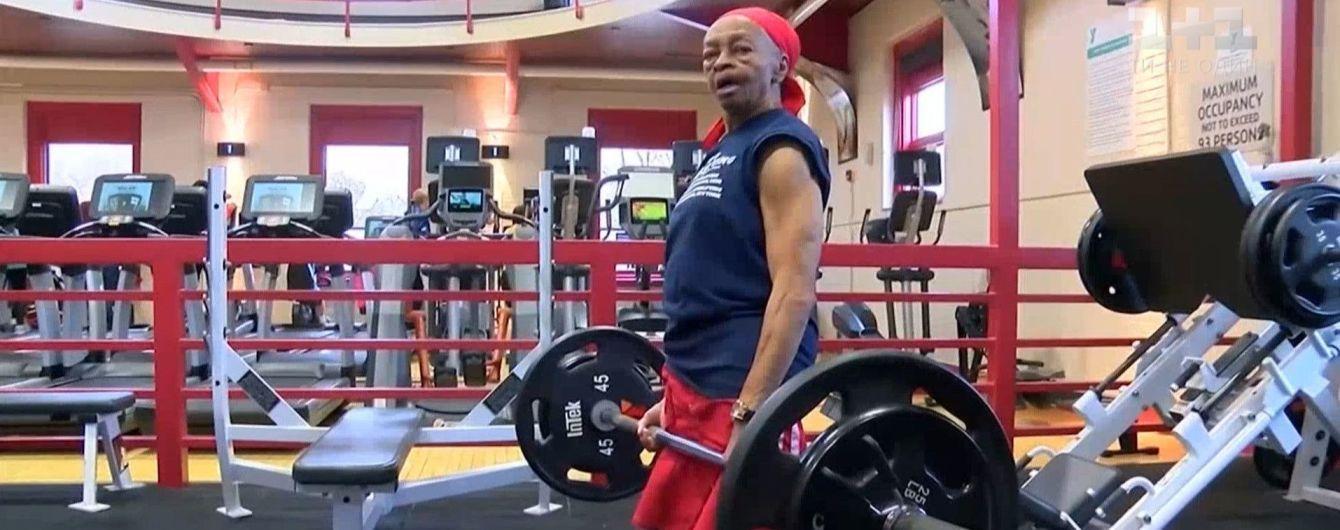 У США 82-річна важкоатлетка відгамселила злодія