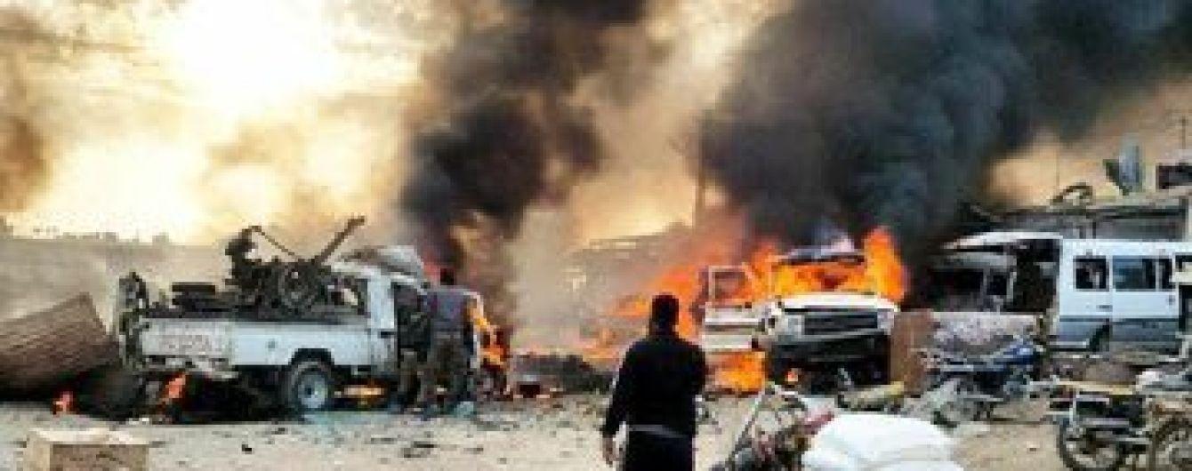 У Сирії вибух бомби забрав життя 17 людей