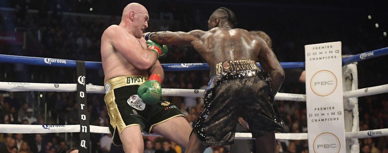 В бою-реванше между Уайлдером и Фьюри будет стоять пояс, который ранее принадлежал Владимиру Кличко
