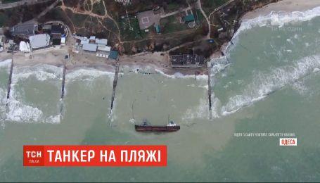 """Аварийный танкер """"Делфи"""" работал в открытом море нелегальной заправочной станцией"""