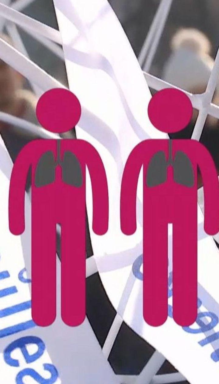 Майже 2 мільйони людей гинуть від раку легень щороку: як уберегтись від хвороби