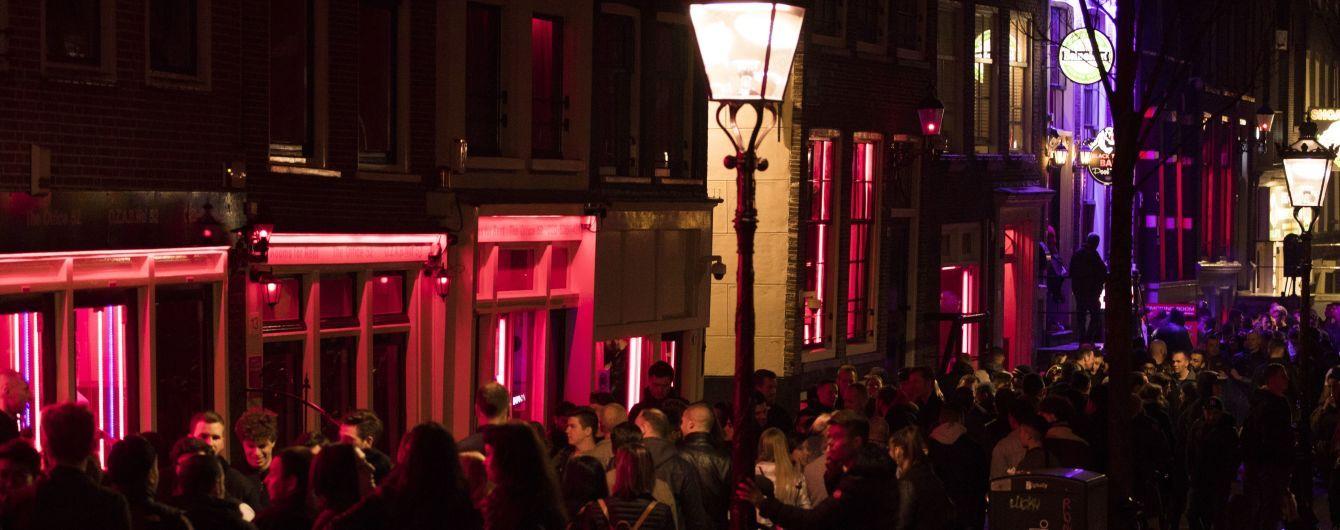 Квартал красных фонарей исчезнет с карты Амстердама