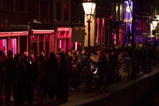 Квартал червоних ліхтарів зникне з мапи Амстердаму