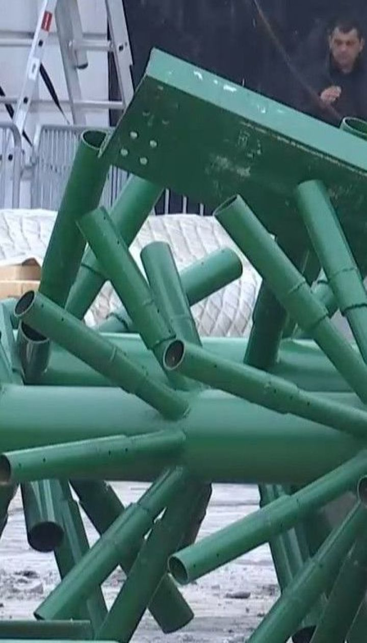 30 метрів і 100 тонн: якою буде цьогоріч головна ялинка країни