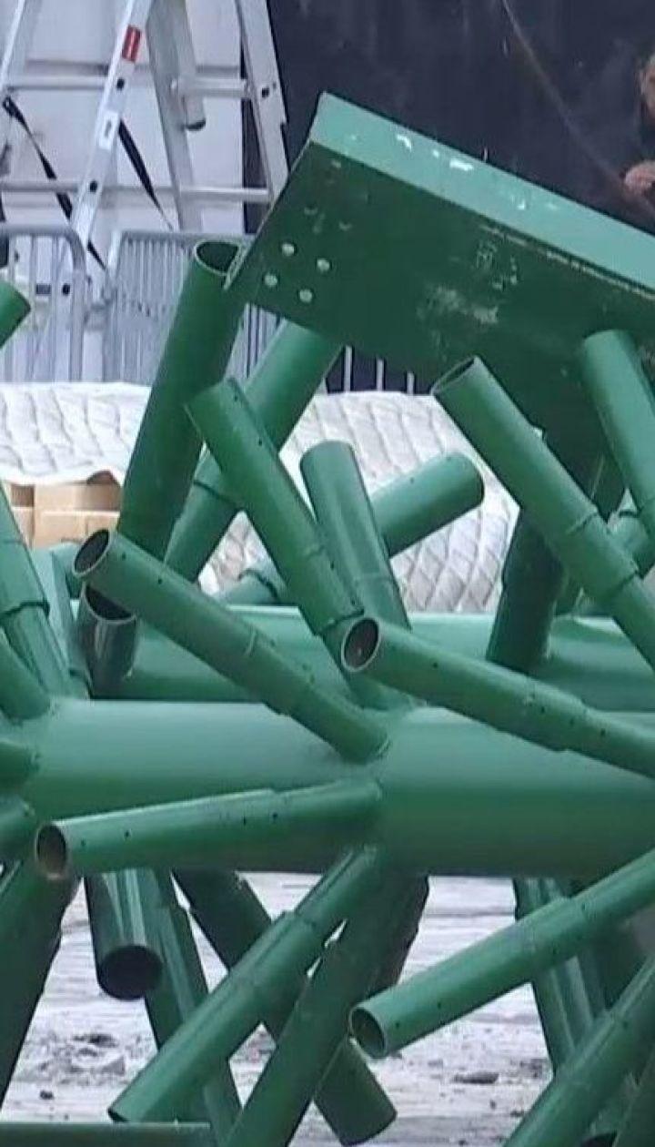 30 метров и 100 тонн: какой будет в этом году главная елка страны