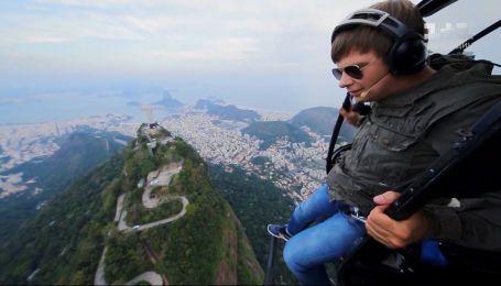 """Що найбільше вразило Дмитра Комарова у Бразилії - дивись у проекті """"Світ навиворіт"""""""