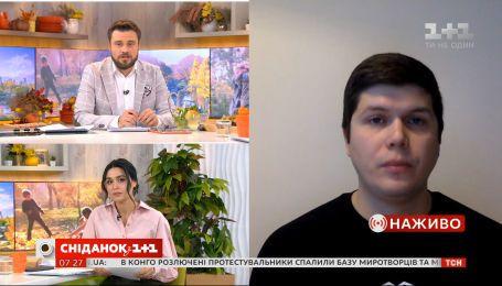 Зоозащитник Александр Тодорчук о перспективе запрета дельфинариев в Украине