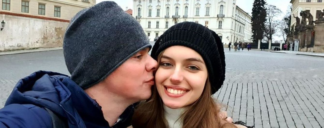Дмитрий Комаров устроил романтический сюрприз жене