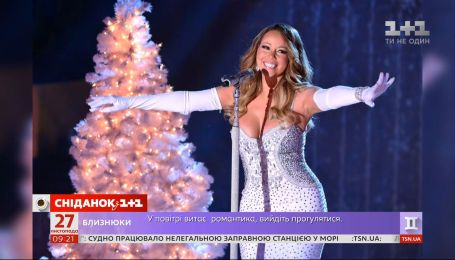"Рождественский хит ""All I Want For Christmas Is You"" попал в Книгу рекордов Гиннеса"