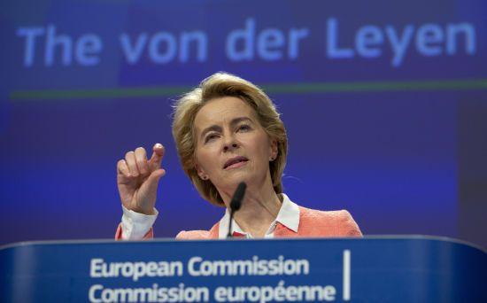 Президентка Єврокомісії фон дер Ляєн заявила, що Brexit більше зашкодить Британії, ніж ЄС