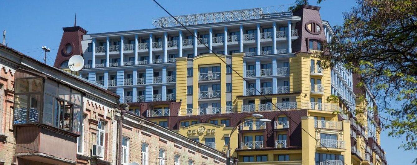 """Суд разрешил снести незаконные четыре этажа """"дома-монстра"""" на Подоле"""