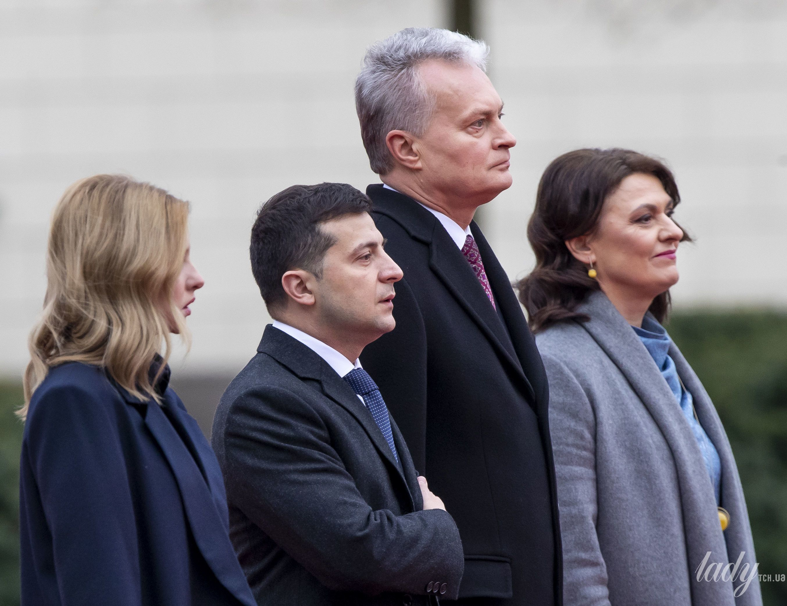 Елена Зеленская и Диана Науседене_1
