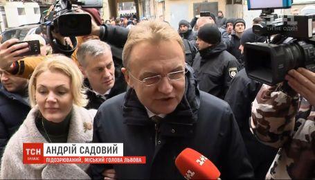 Прокуратура просить для Садового заставу в 50 мільйонів гривень