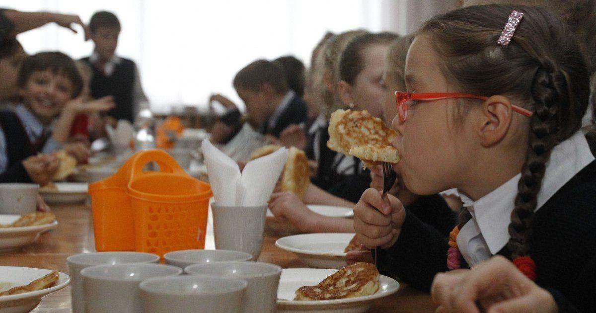Київські школи публікуватимуть фотографії своїх сніданків