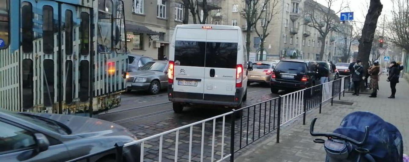 У Львові за кермом автомобіля померла вагітна жінка