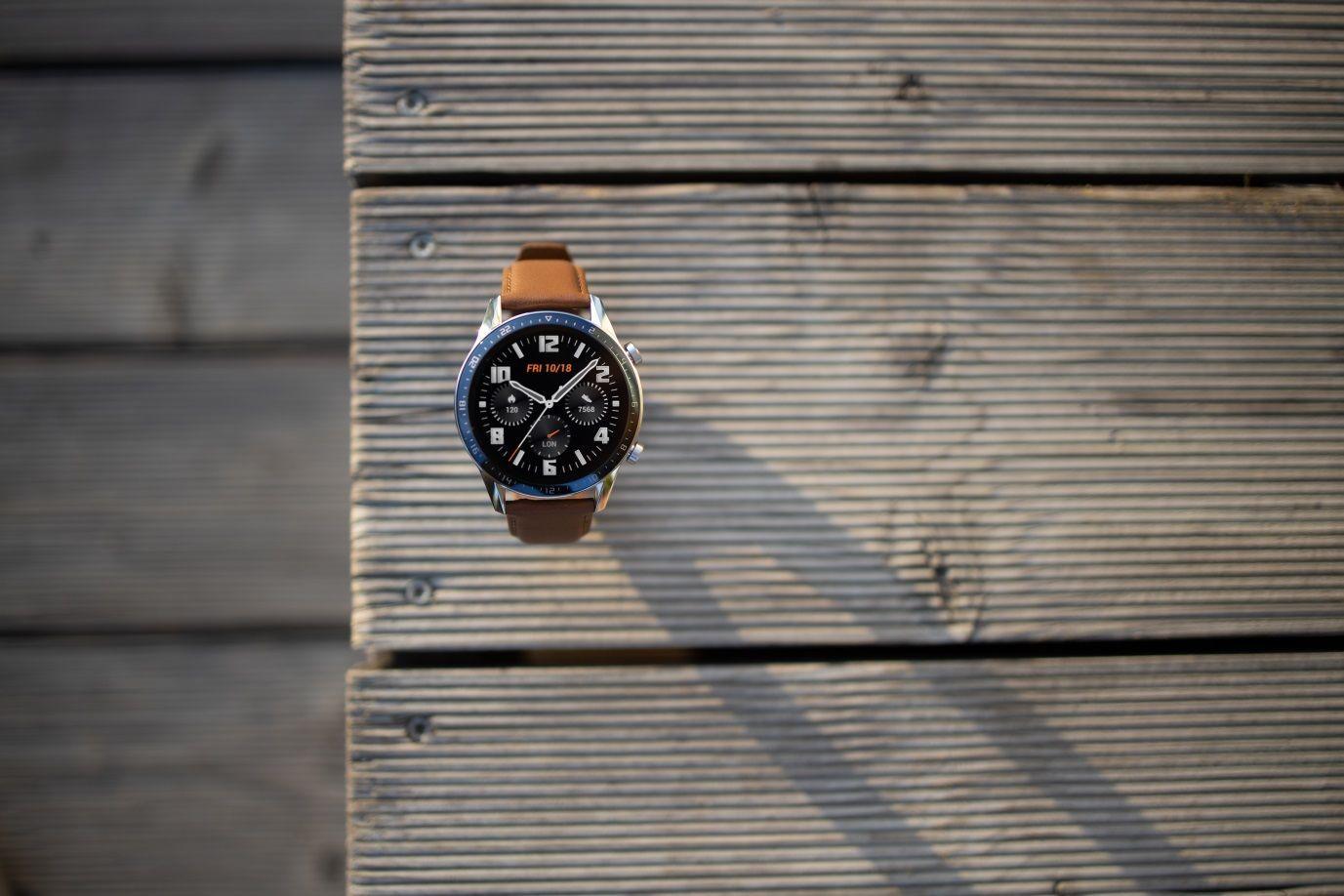 Huawei Watch GT 2_реклама