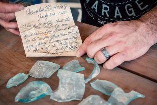 В США строители нашли в стене записку 112-летней давности. Ее оставили рабочие