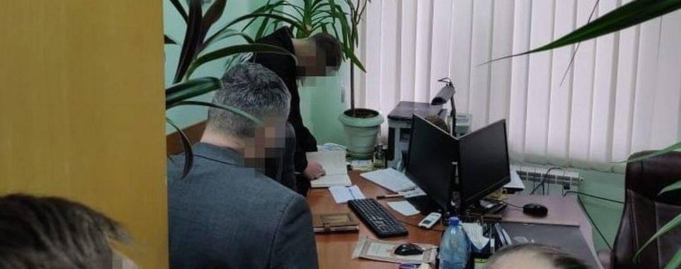 СБУ поймала на взятке руководство своего департамента охраны гостайны и лицензирования