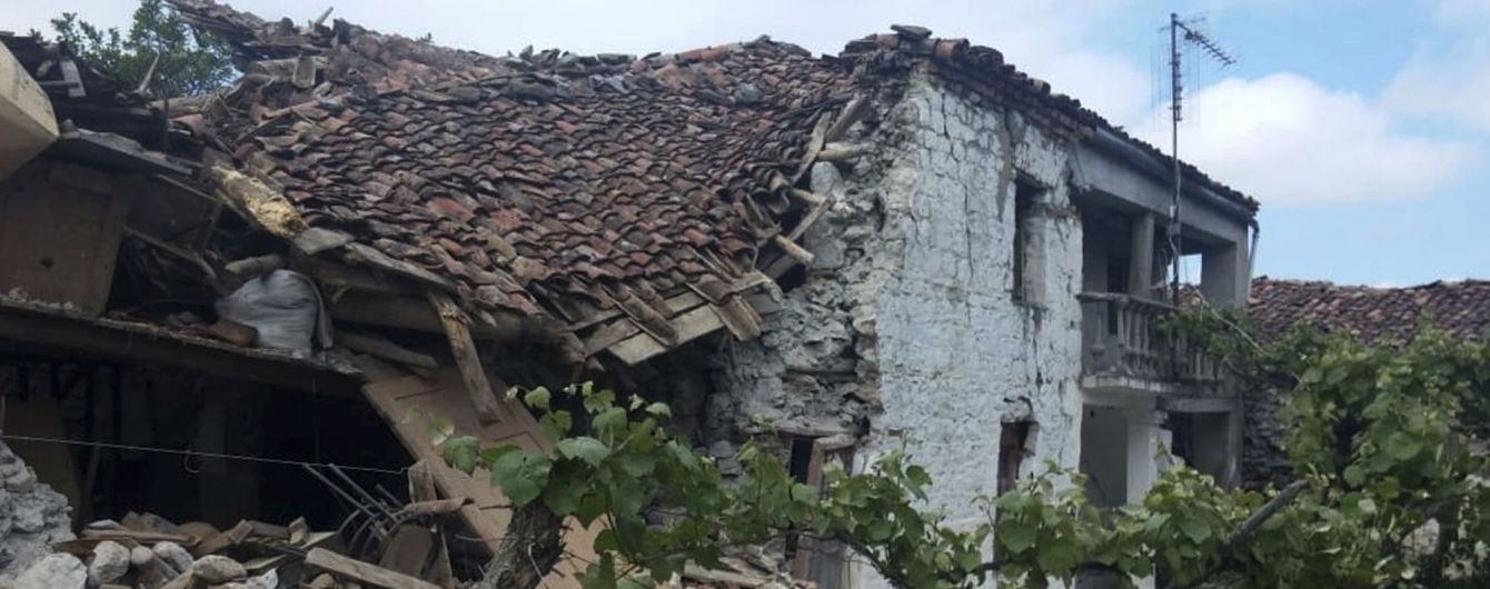 У берегов Албании произошло новое мощное землетрясение