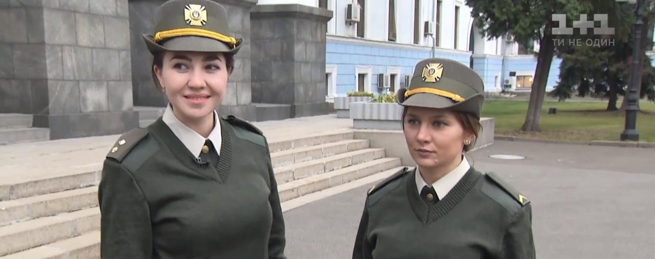 Витончений кашкет та пальто оверсайз. У Міноборони показали, як зміниться гардероб жінок-військових