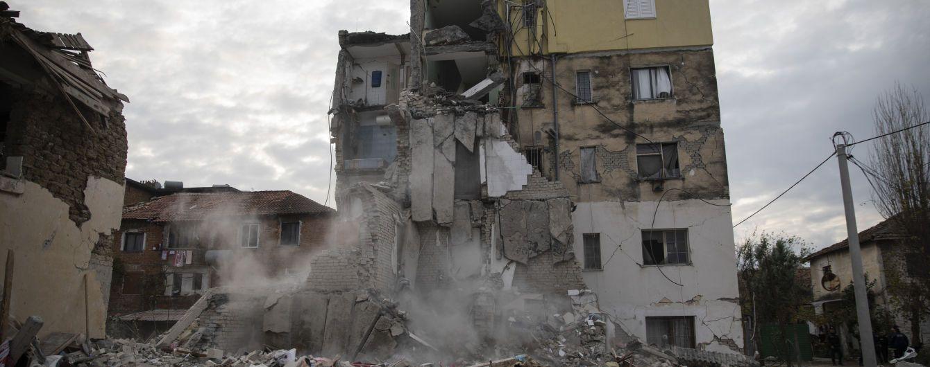 В Албании после смертоносного землетрясения арестовывают преступных застройщиков и чиновников