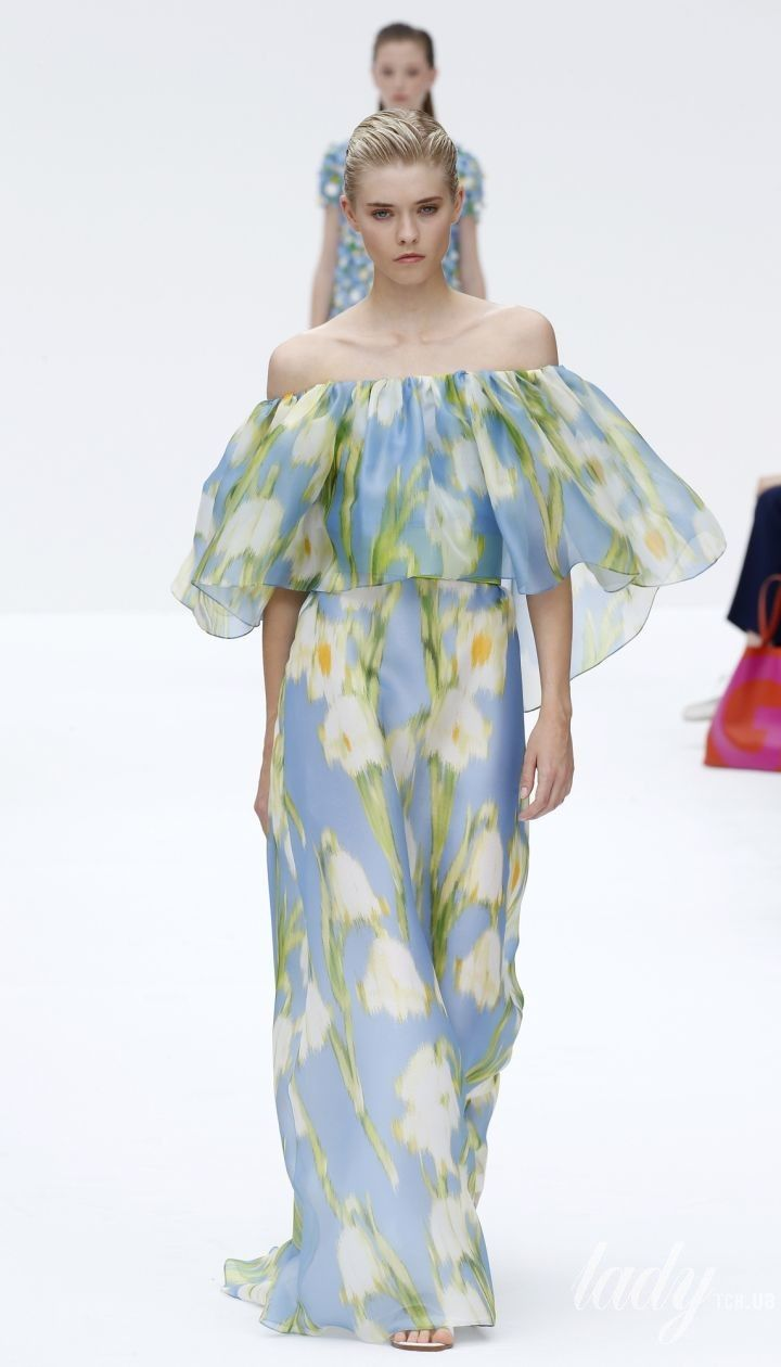 Коллекция Carolina Herrera прет-а-порте сезона весна-лето 2020 @ East News
