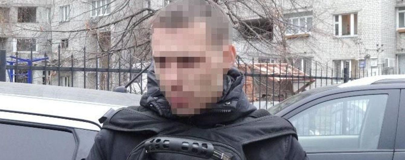 В Киеве схватили мужчину, который грабил детей