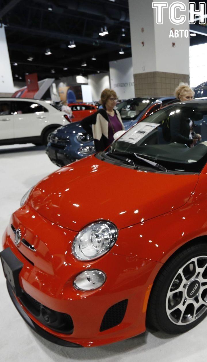 Fiat отзывает 70 тысяч старых авто из-за дефекта в коробке передач