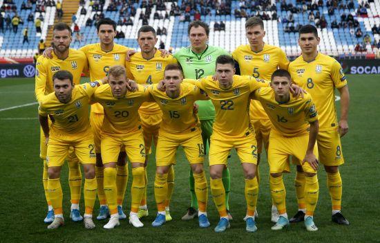 Україна опустилася у рейтингу найкращих збірних ФІФА