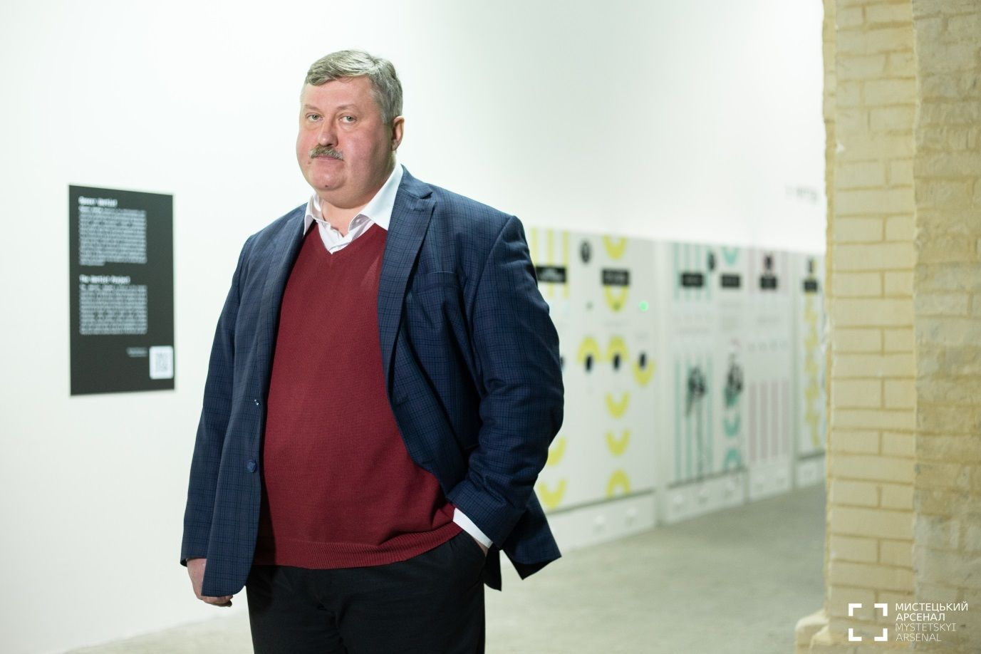 Ростислав Семків, пресслужба Мистецького Арсеналу
