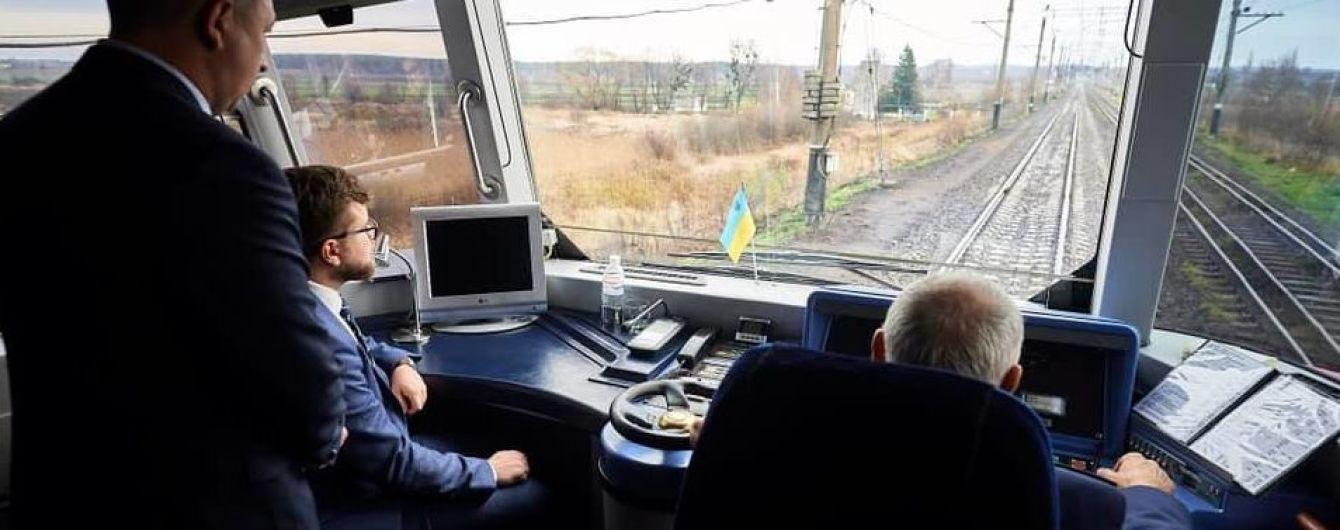 """""""Укрзалізниця"""" збудує євроколію на Західній Україні, щоб приймати поїзди з Європи"""