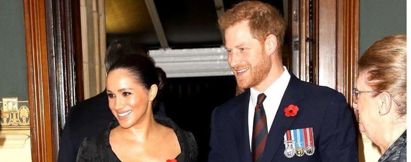 Меган та Гаррі вдруге стануть батьками – ЗМІ