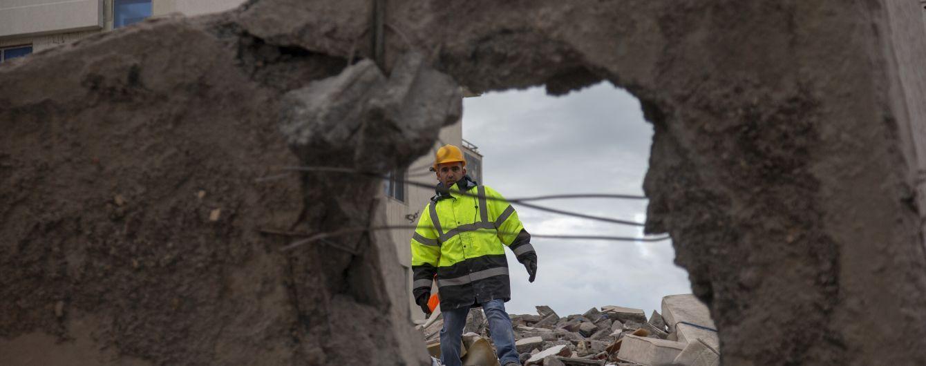 Албанию всколыхнуло уже третье мощное землетрясение за последнюю неделю