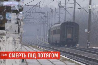 Сразу два поезда сбили 44-летнего мужчину на Ровенщине