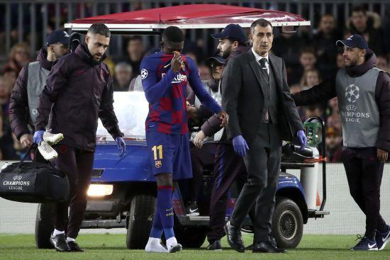 """Форвард """"Барселони"""" отримав травму і пропустить Ель Класико"""