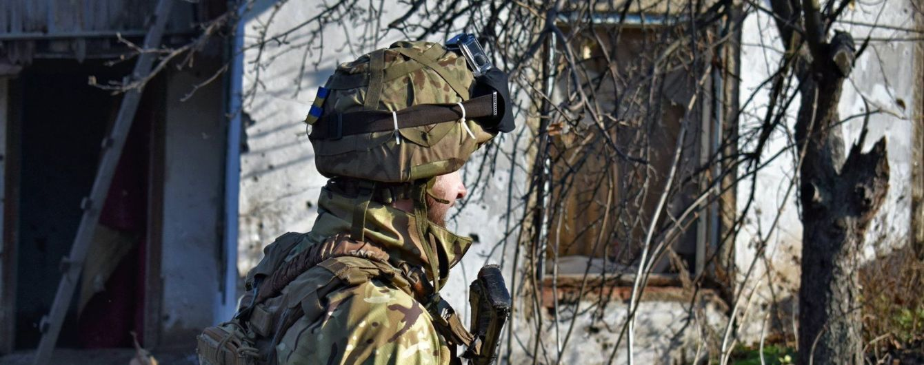 Ситуація на Донбасі. Російські найманці посилили обстріли українських позицій