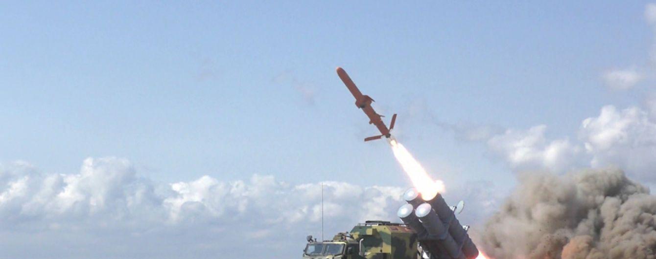 """Україна провела успішні випробовування крилатої ракети """"Нептун"""""""